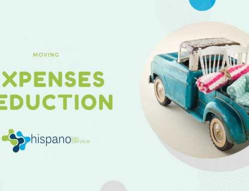 Moving Expenses Deductions