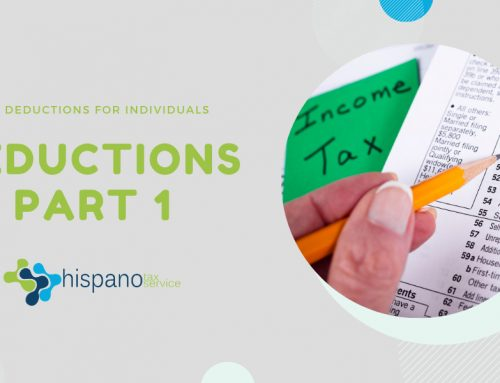 Tax Deductions (1 of 2)