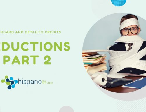 Tax Deductions (2 of 2)